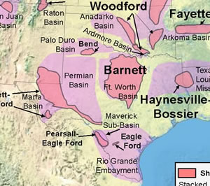Texas and fracking SourceWatch