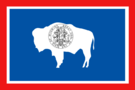 Wyoming state flag.png