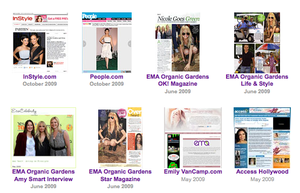 "EMA Press Page Shows It Actively Promoted Its ""EMA Organic Gardens"""