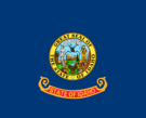 Idaho state flag.png