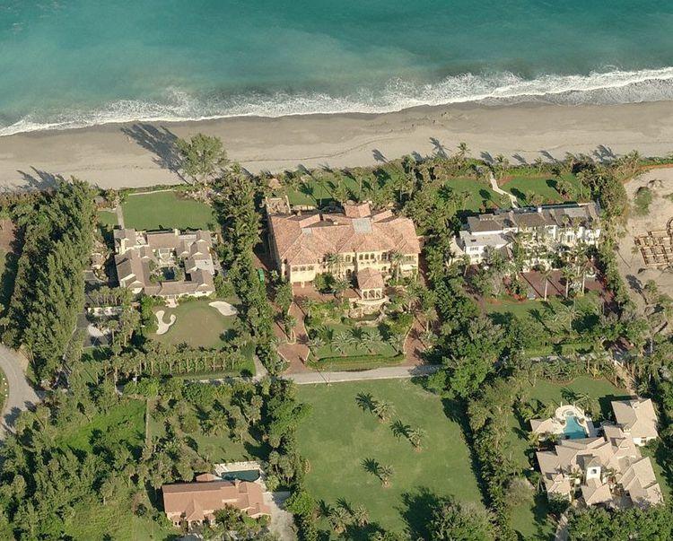 Palm Beach House And Garden Tour